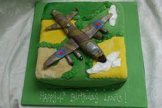 lancaster bomber cake - Google Search