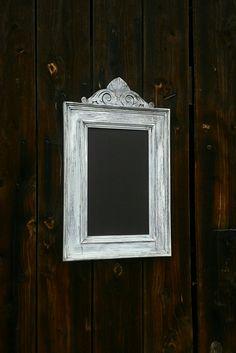 Mirror diy , black table
