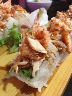 Malibu Roll que puedes disfrutar en Taka Sushi @sushitaka