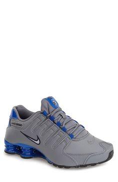Nike 'Shox NZ' Running Shoe (Men)