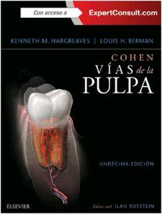 Vías de la pulpa / editores, Kenneth M. Hargreaves, Stephen Cohen ; editor web, Ilan Rotstein---11ª ed---Elsevier, D.L. 2016---------Bibliografía recomendada en Patoloxía e terapéutica dental I-II (3º-4º Odont)
