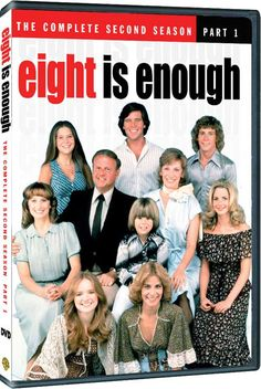 Eight Is Enough - Warner Archive Releases 'The Complete 2nd Season, Part 1' and 'Part 2'