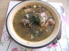 Recetas de comida Boliviana: CHAIRO