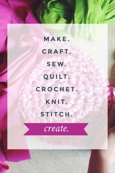 Whether your passion isQuilting Sewing Crocheting Appliquéeing Embroidering Knitting Cross-Stitching Dyeing or handcraftingin generalt Learn To Sew, How To Make Money, Handmade Gifts For Friends, Craft Projects, Recycling Projects, Step By Step Instructions, Cross Stitching, Crafts For Kids, Blog