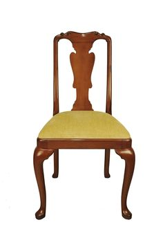 Inspired by an antique found in the English countryside, this fruitwood dining chair lends itself to traditional and transitional spaces alike. Custom made by Agostino Antiques. Available in select wood tone finishes and any Benjamin Moore Paint Color finish. Ask a sales associate for details.