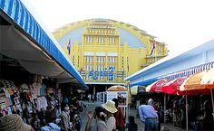 Thmey Market di kamboja #judionline #bandarjudi #bolatangkas #8tangkas #jackpot Fair Grounds, Fun, Travel, Viajes, Trips, Traveling, Tourism, Funny, Vacations