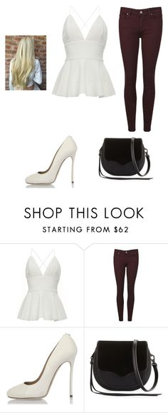 """""""💎Elegant💎"""" by blonde-fashion-girl ❤ liked on Polyvore featuring Paige Denim, Dsquared2 and Rebecca Minkoff"""