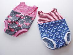 Ebook Schnittmuster, Nähanleitung Strampler, Babymode für den Sommer // Ebook sewing instruction for summer rompers by selbermacher-123 via DaWanda