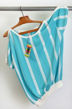 top tricot / anos 80' / tam.M/G / ♥ SOLD OUT!