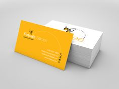 Villabee Villas Card Logo #ID #o8 #Origin8Concepts #Branding