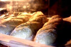Last day of bread week: French baguette Bread Head, Baguette Recipe, French Baguette, Recipes, Food, Essen, Meals, Ripped Recipes, Eten