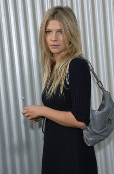 Clemence Poesy Photos Photos - CECILE CASSEL Attending Chanel Fashion Show Photocall. - Celebrites Attend Chanel Fashion Show Photocall