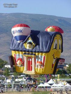 Great Reno Balloon Race Event |