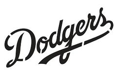 Print it and  cut it out on plastic sheet n you got yourself a stencil.. GO DODGERS!!!