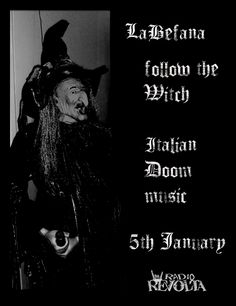 La Befana - Musica Italiana ;)  More: http://www.radiorevolta.com/2016/01/5th-january-befana-feast-of-italian.html