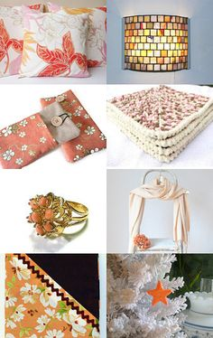 PEACHY KEEN by Pat Peters on Etsy--Pinned with TreasuryPin.com