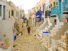 Chora, Cyclades, Greece