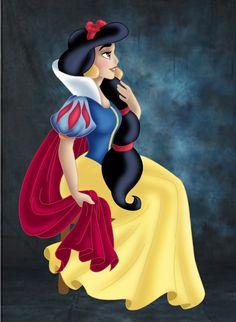 Jasmine and Aladdin by ~TheRealLittleMermaid on deviantART