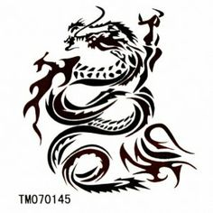Taobaopit Dragon Totem Temporary Tattoo Waterproof Body Tattoo Sticker(20 pcs/lot) by Taobaopit. $5.88. * 100% waterproof and can last up to 7 days.. * Recommended Ages 9 to adult. WARNING: CHOKING HAZARD -- Small parts. Not for children under 3 yrs.. * Easy on and off, they can be removed with baby oil or rubbing alcohol.. * Looks real & seamless. * Unisex and one size fits most.. Gender : Unisex Dimensions : 6cm*6cm (Packing Size:7cm*9cm)