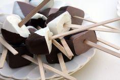Hot Chocolate On A Stick – Printable Recipe