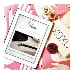 Lecture du jour! 💞 La blogueuse Célestine signe un très joli article sur son blog & vous parle de son coup de coeur pour Maison Gaja https://mynameiscelestine.com/2016/11/11/coup-de-coeur-pour-la-marque-maison-gaja/#more-7260 Décidément, la vie est rose 🌸 #maisongaja #lhumeurdelooky #bag #bags #frenchtouch #vegan #lavieenrose #bloggers #instagramers #influencers #merci #cequisepartagesemultiplie
