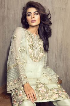 "Khadijah Shah is coming to Ensemble Karachi on 11th July with a trunk full of her new 'Wild Romance' bridals and ""Eden' Eid luxury  collection that will be exhibited from 10…"