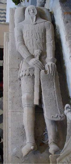 14th century effigy, Ideas for Cott
