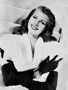 Rita in 1946.