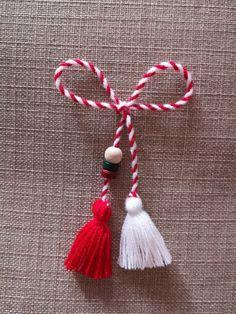 Baba Marta, Felt Magnet, Crafts For Seniors, Cozies, Bulgaria, Tassel Necklace, Flower Arrangements, Elsa, Mexico