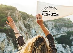You are rad. And that's worth celebrating. It's time to celebrate radness by telling us your story  Head to the link in our bio for more information & to show your support with a limited edition tee. #CelebrateRadness