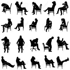 """Résultat de recherche d'images pour """"silhouette personnage assis"""""""