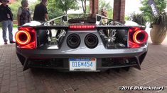 2017 Ford GT Startup, load up 2005 Ford Mustang, Ford Mustang Fastback, Ford Shelby, Ford Gt40, Ford Gt 2017, American Dream Cars, Vehicle Inspection, 1932 Ford, Car Ford