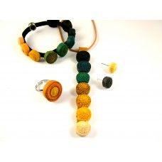 Spirálos ékszerszett 0301 Beaded Bracelets, Jewelry, Jewlery, Jewels, Jewerly, Jewelery, Seed Bead Bracelets, Pearl Bracelet, Accessories
