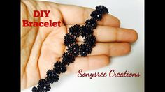 Black Magic Bracelet Tutorial