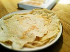 Coconut Flour Tortilla Recipe