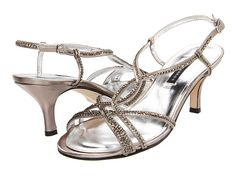 Caparros pandora mushroom metallic, shoes for the mother of the bride - Zappos.com