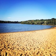 You can feel actual sand between your toes at Ruislip Lido. | 23 Reasons You Must Explore Greater London