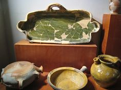 Medieval Pottery by *clairity*, via Flickr