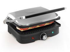 Hmmmm... we call it Contact-Grill :-) Get it here and let it ship by us: TRISTAR GR-2840 Kontaktgrill Grillgeräte - Media Markt