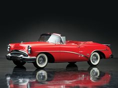 1954 Buick Skylark Convertible   The Don Davis Collection 2013   RM AUCTIONS