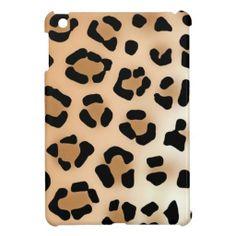 Just SOLD! - Leopard Print iPad Mini Case