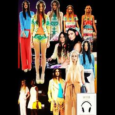 #tbt memories of #mbfw2012 our #models look amazing ! #skullcandy #models #spring #resort #walterbaker @mbfashionweek