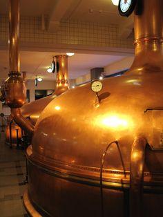 Brew Kettle, Heineken Brewery, Amsterdam