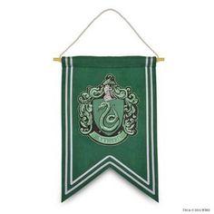 Slytherin Crest™ Embroidered Banner
