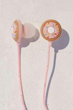 Doughnut Earphones