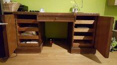 die besten 25 alter schreibtisch ideen auf pinterest arbeitszimmer b ro m bel. Black Bedroom Furniture Sets. Home Design Ideas