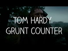 14 signs your Tom Hardy obsession is blatantly out of control