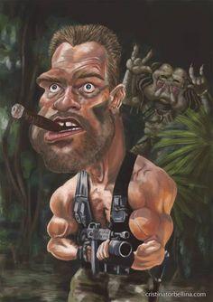 Arnold Schwarzenegge