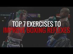 Top 7 Exercises to Improve Reflexes for Boxing and MMA - YouTube