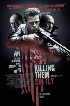 Killing Them Softly by Scott Woolston, via Behance